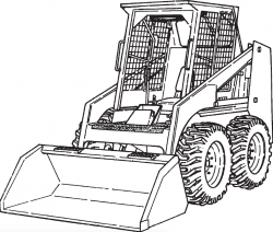 Bobcat 540, 543, 543B Loader Factory Service & Shop Manual