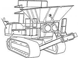 Komatsu Mobile Crusher BR200-1 Factory Service & Shop