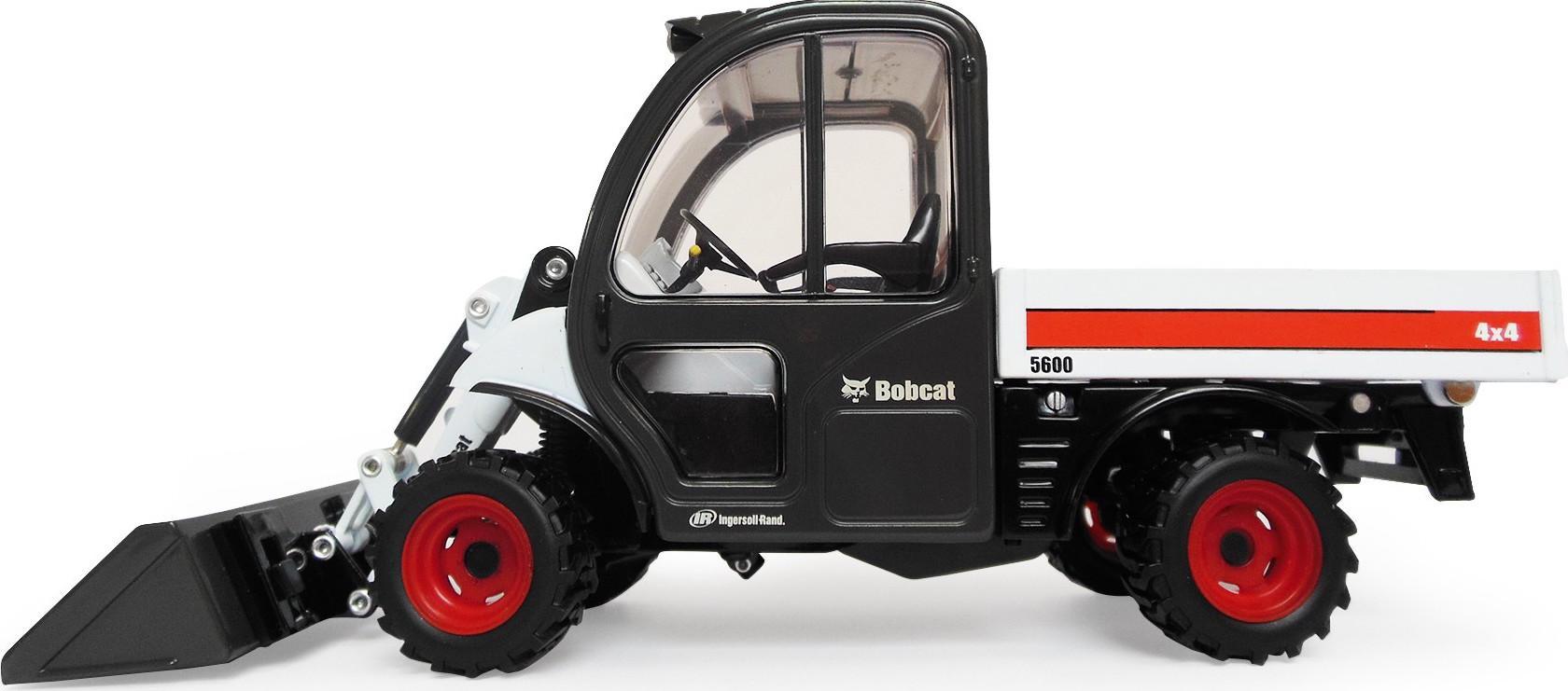 Bobcat Toolcat 5600 Utility Work Machine Factory Service