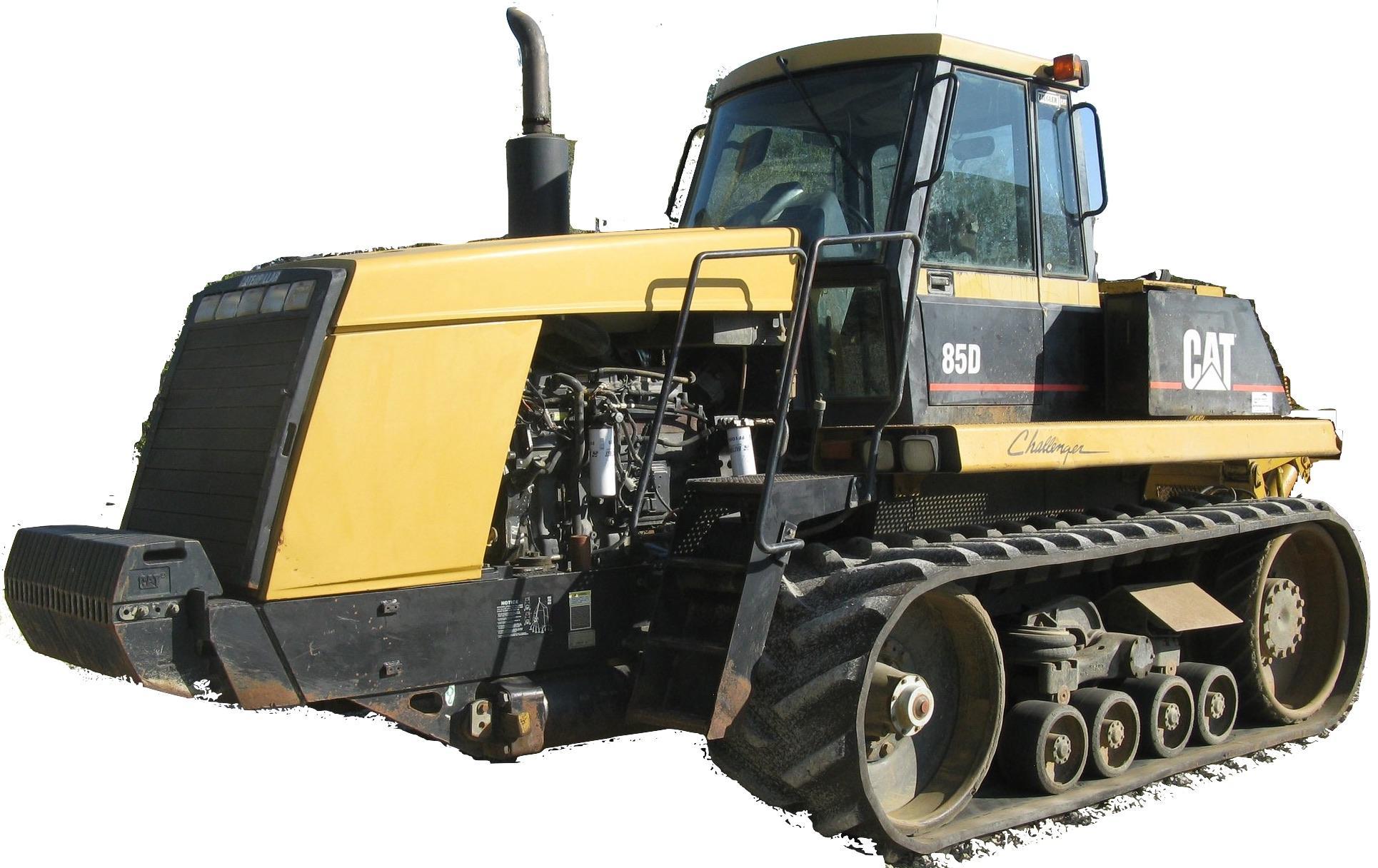Challenger Agricultural Tractors 65b  65c  65d  65e  70c