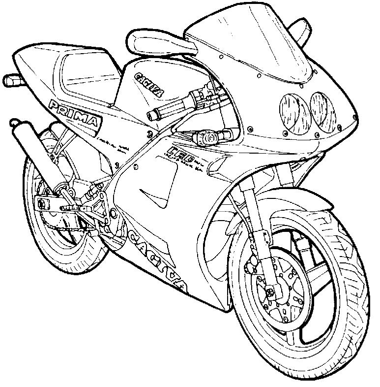 Cagiva Prima Motorcycle Factory Service & Shop Manual