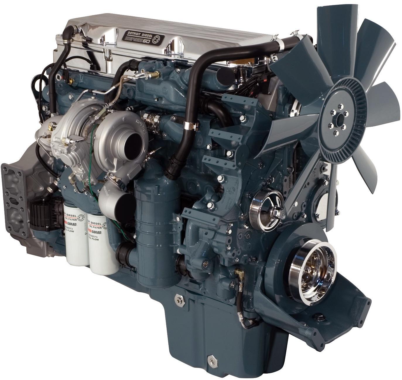 Detroit Diesel Series 60 Engines Factory Service  U0026 Shop