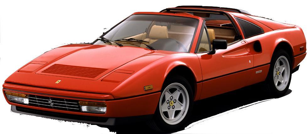 Ferrari 308 Gtb  Gts  328 Gtb  Gts 1975
