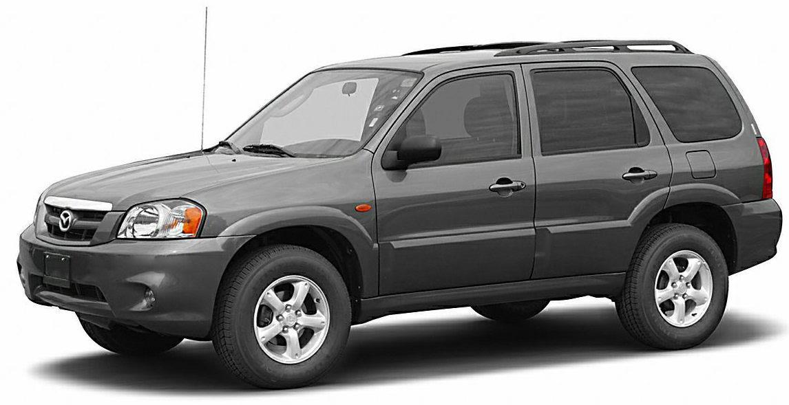 Ford Escape  Mercury Mariner  Mazda Tribute 2001