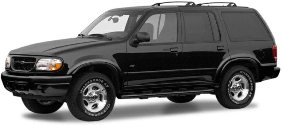 Ford Explorer Sport  Explorer Sport Trac 2001 Factory Service  U0026 Shop Manual