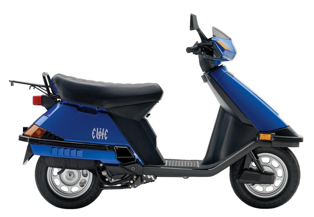 Honda Ch80  Ch150 Elite Scooter 1985