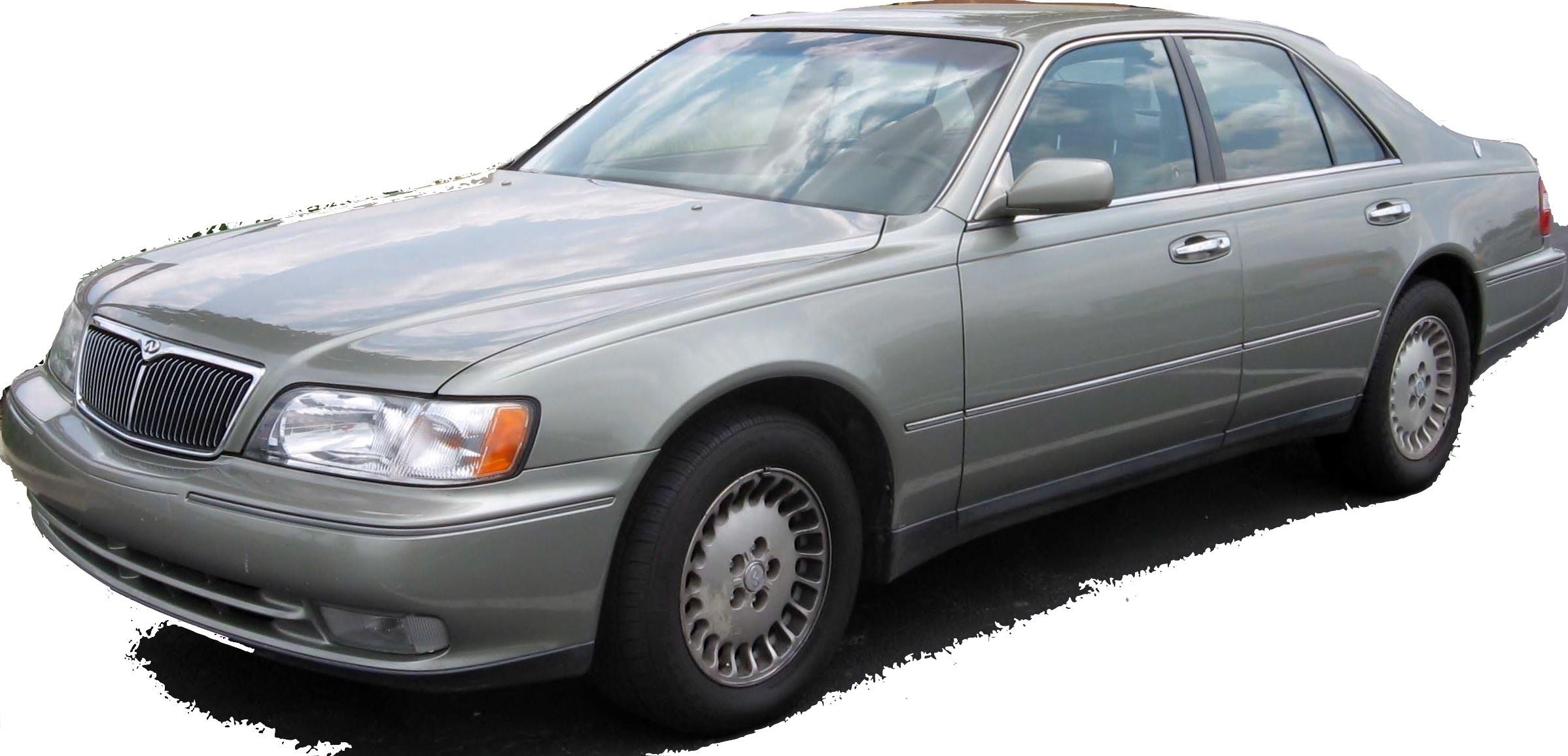 Infiniti Q45  Fy33  1997
