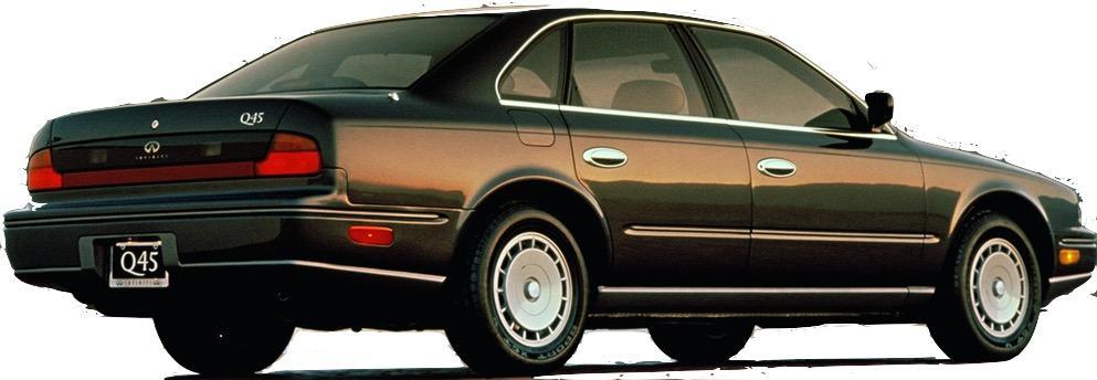 Infiniti Q45  G50  1991
