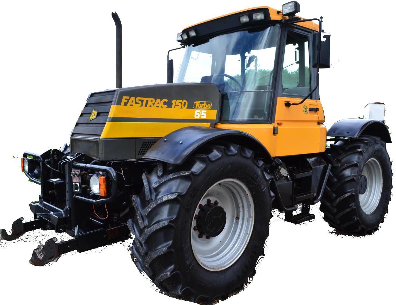 Jcb Fastrac 125  135  145  150  155  185 Tractors Factory