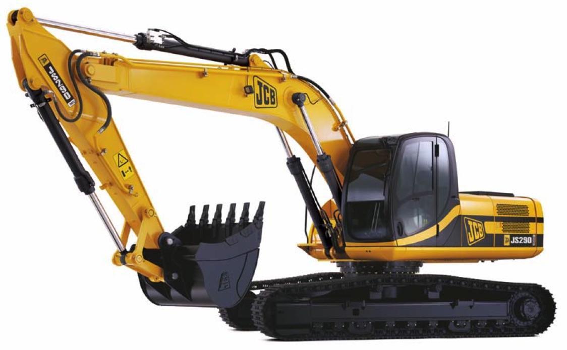 Jcb Js290 Tier Iii Auto Hydraulic Excavator Factory