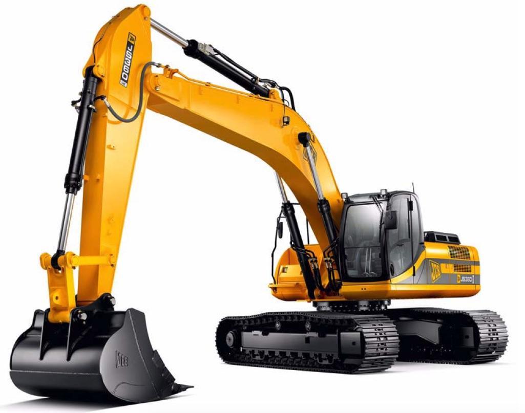Jcb Js360 Tier Iii Auto Hydraulic Excavator Factory