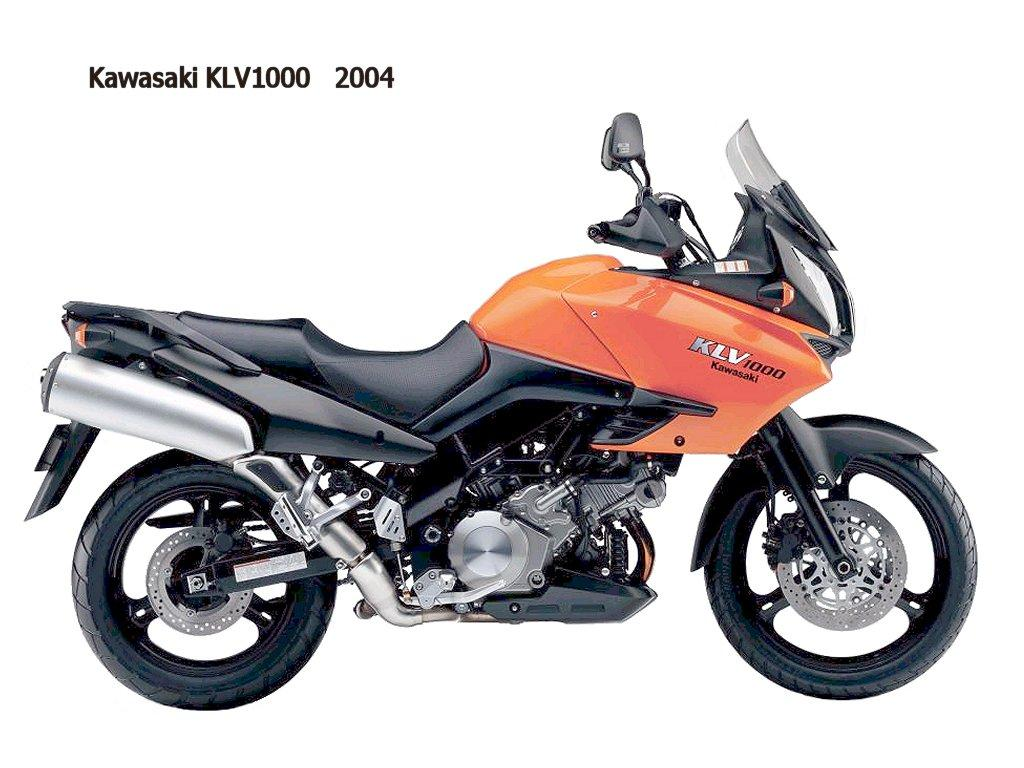 Kawasaki Klv1000 2004 Workshop Repair  U0026 Service Manual
