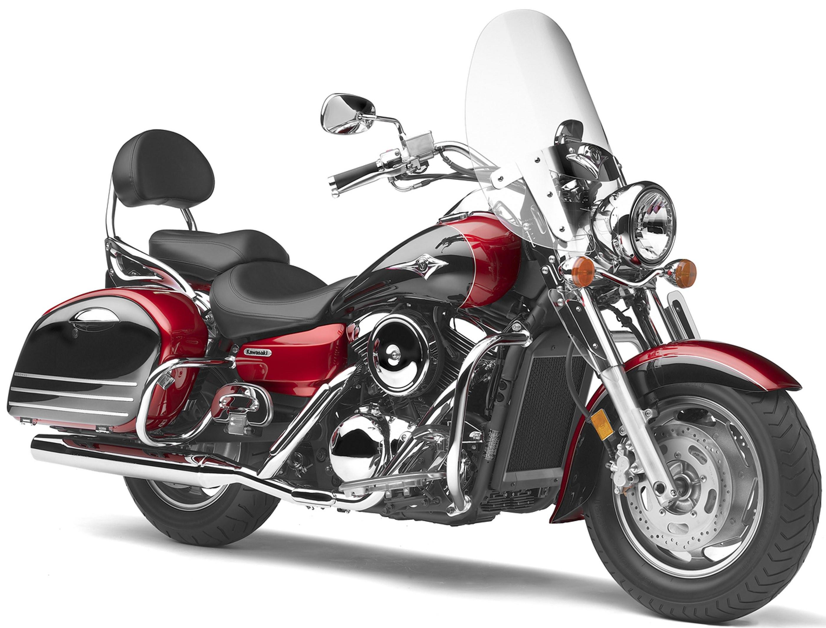 Kawasaki Vn500