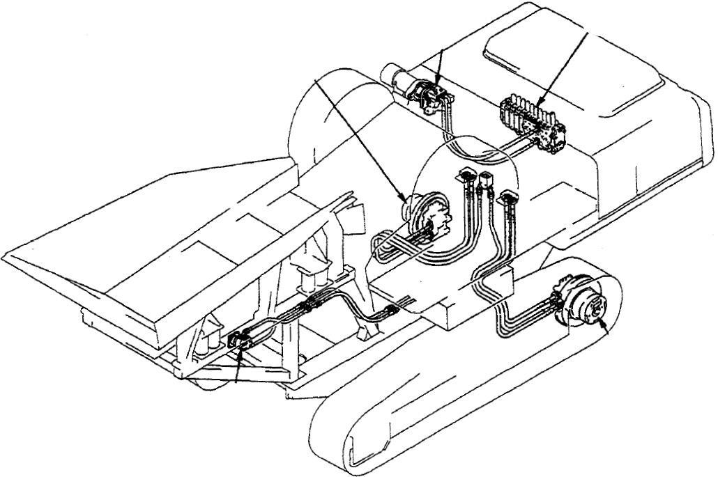 Komatsu Mobile Crusher BR350JG-1 Factory Service & Shop