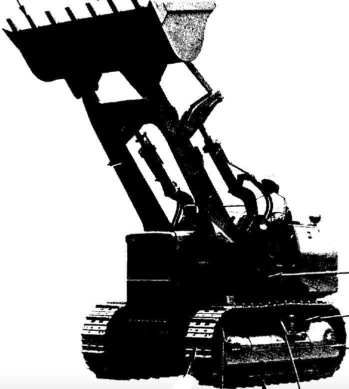 Komatsu Bulldozers Dozer Shovel D40a P