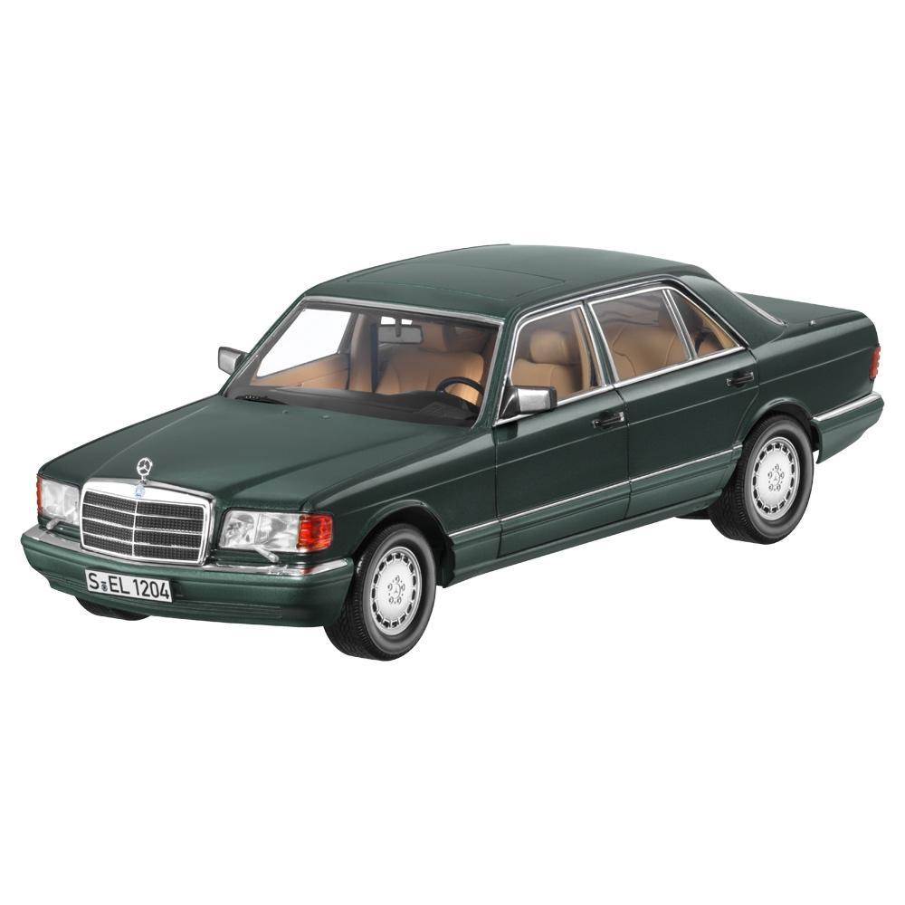 Mercedes-Benz W126/C126 Series 1979-1991 Workshop Repair