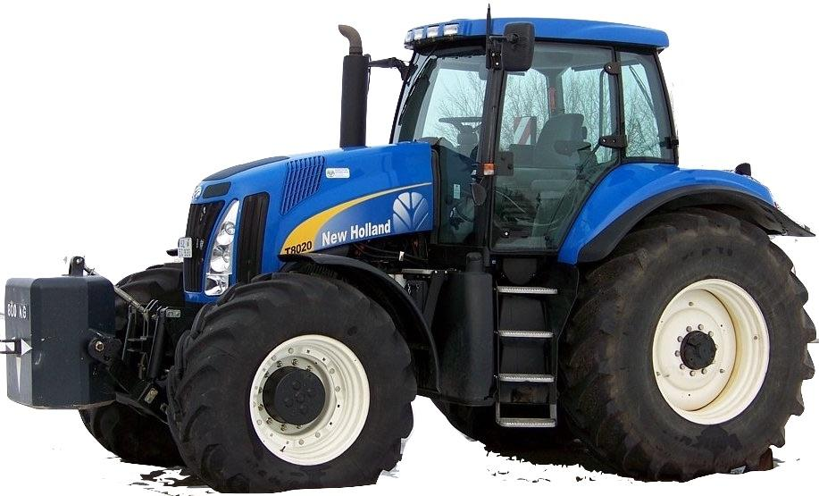 New Holland    Ford T8010  T8020  T8030  T8040 Tractors