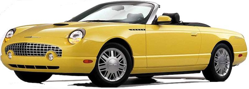 Diagram  2002 Ford Thunderbird Service Repair Shop Set Service And The Electrical Wiring
