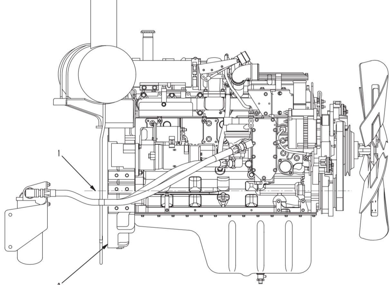 Komatsu 114 Series Engines Factory Service & Shop Manual