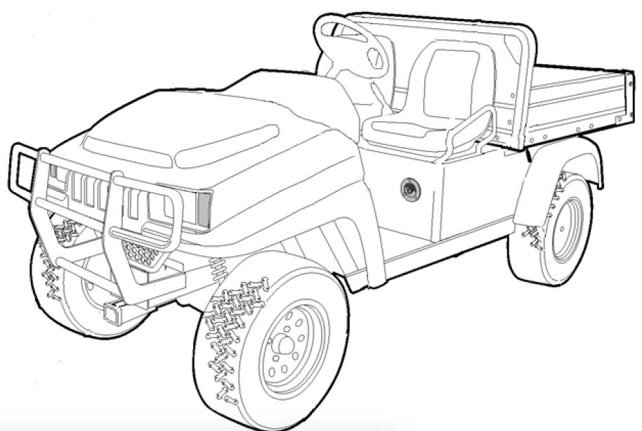 Bobcat 2100, 2100S Utility Vehicle Factory Service & Shop