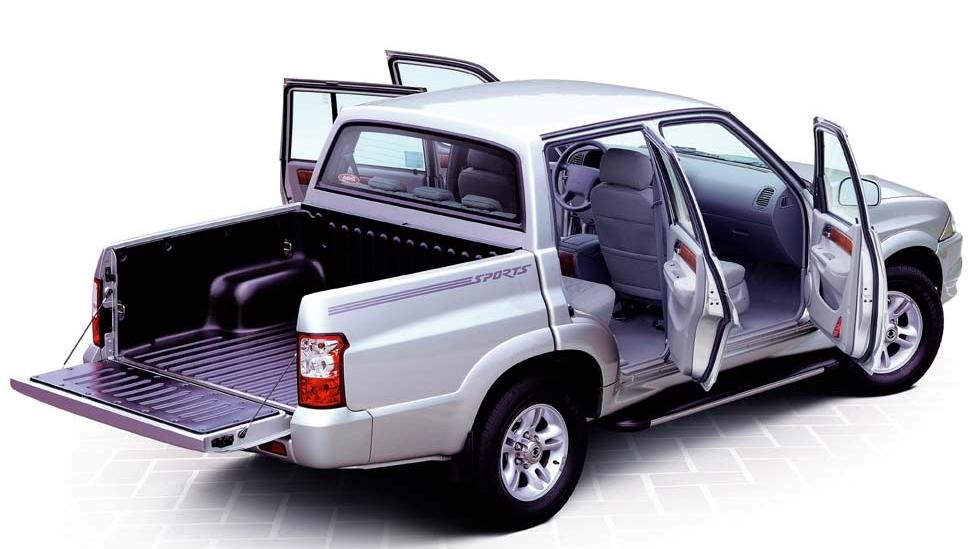 Ssangyong Musso  Musso Sport 1993