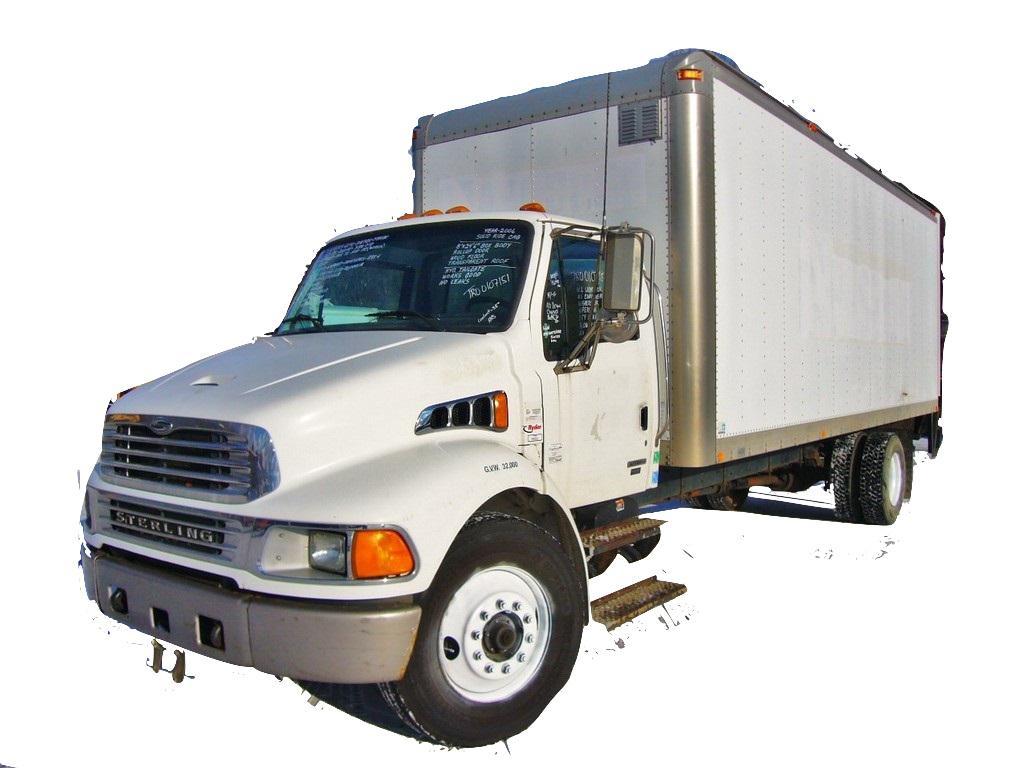 Sterling Trucks Acterra  Mx  Factory Service  U0026 Shop Manual