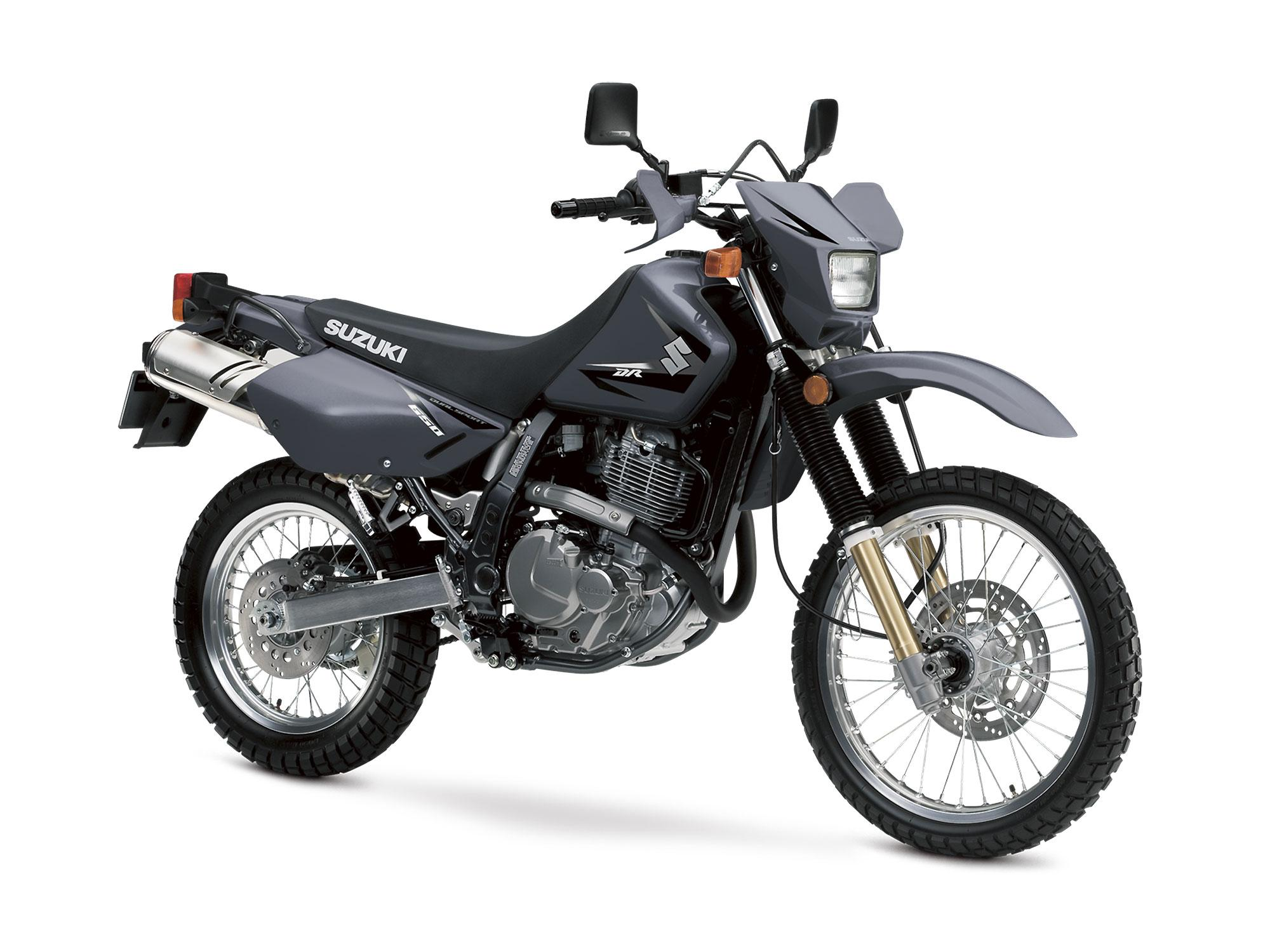 Suzuki Dr650r  Dr650se  Dr650s  Dr650rs 1990