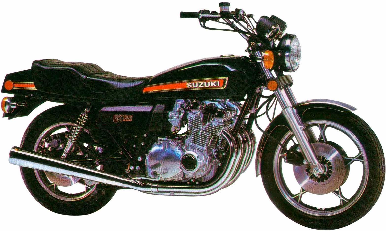 Suzuki Gs1000 1977