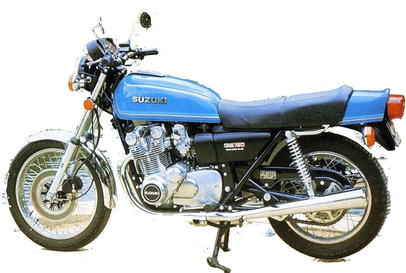 Suzuki Gs750 1976