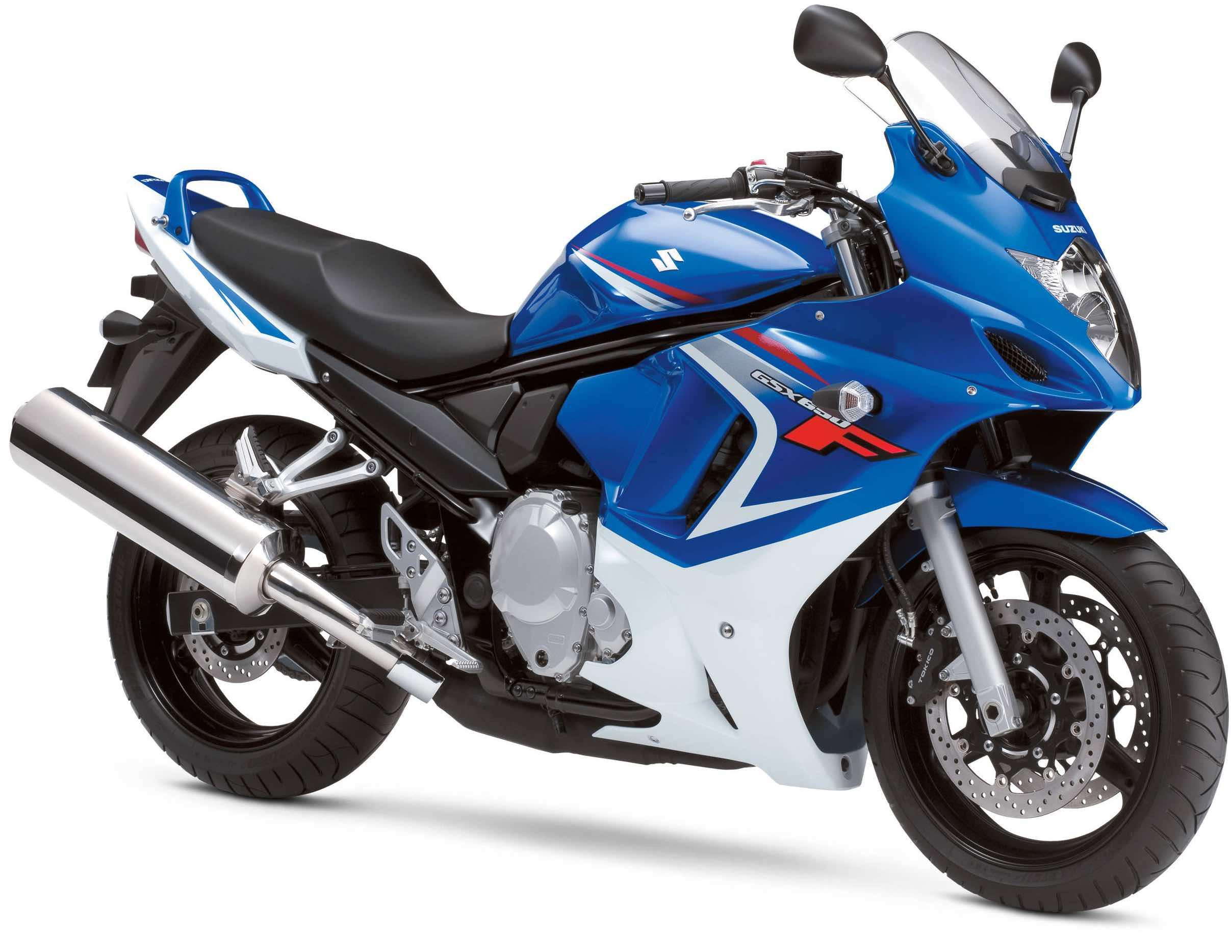 Suzuki GSX-R600 1997-2008 Factory Service & Shop Manual ...