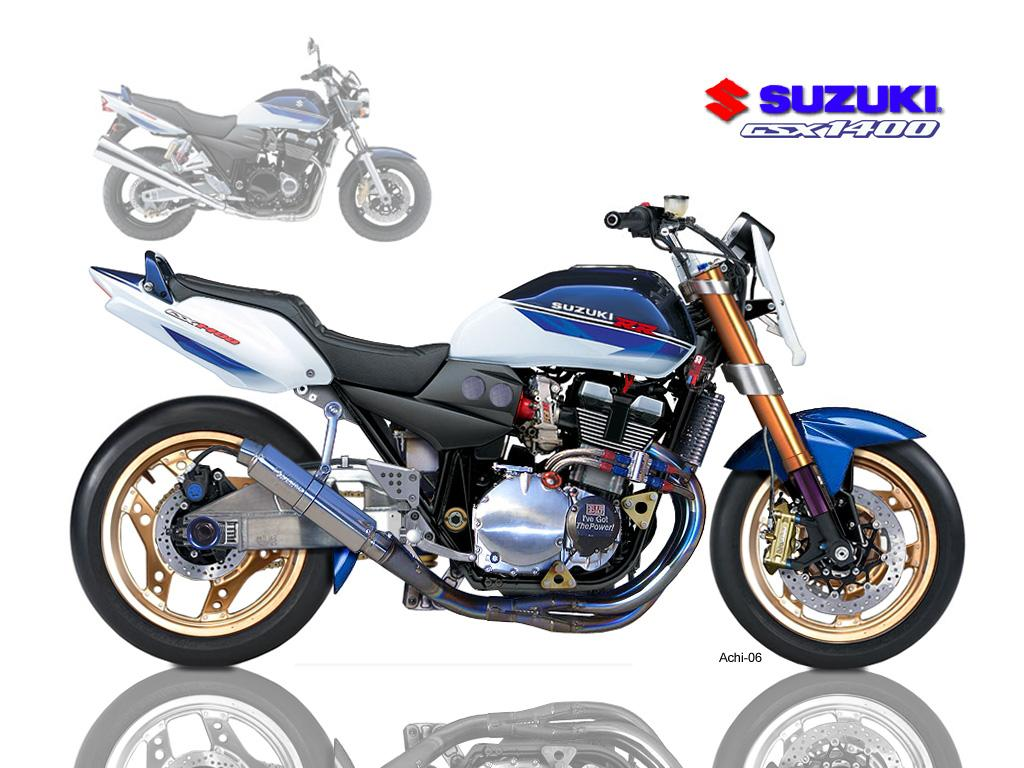 Suzuki Gsx1400 2002 Factory Service  U0026 Shop Manual