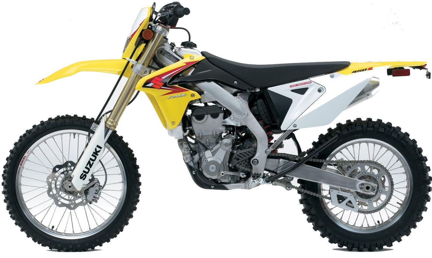 Suzuki Rm250  Rmz450 2003