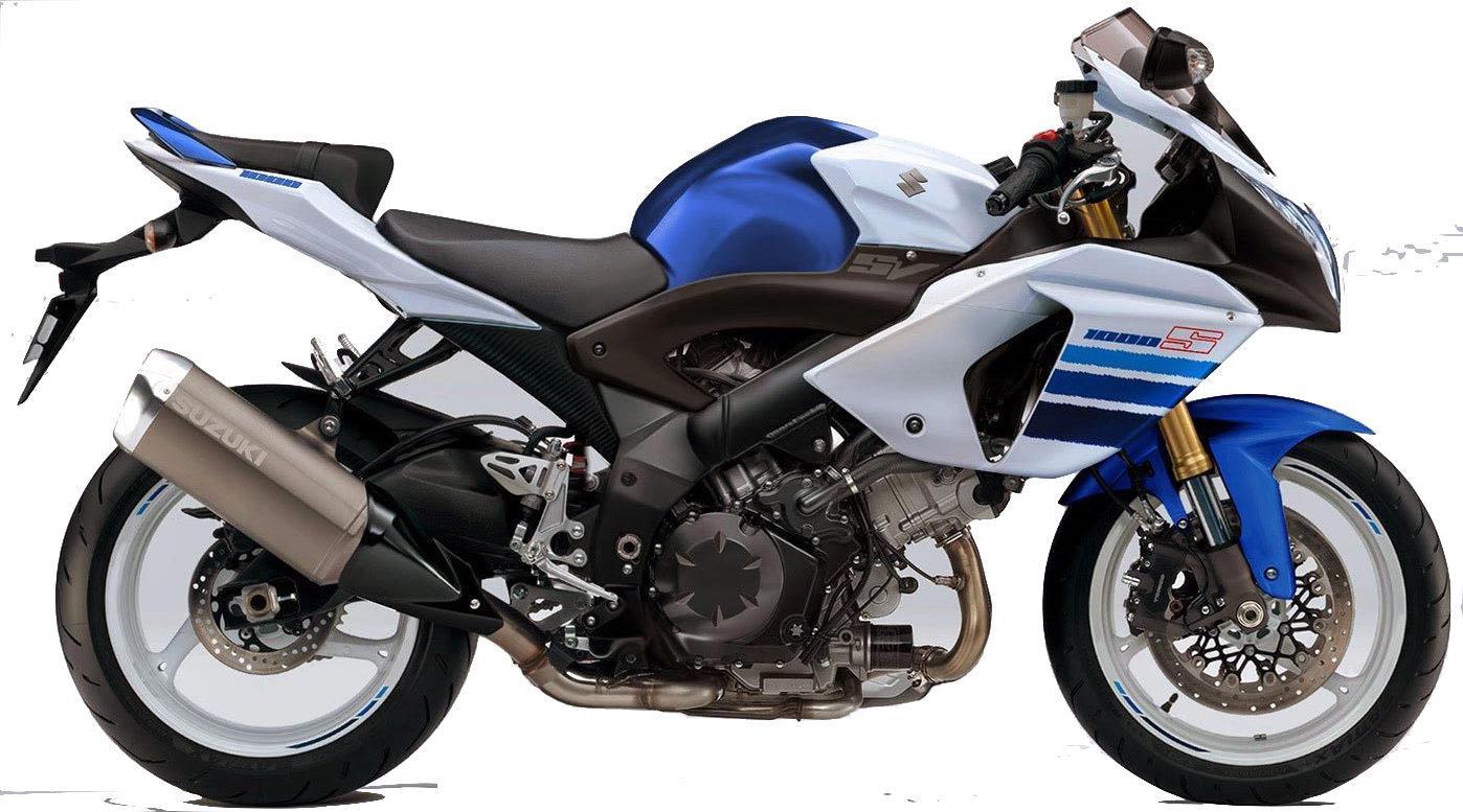 Suzuki Sv650  Sv650s  Sv1000  Sv1000s 1999