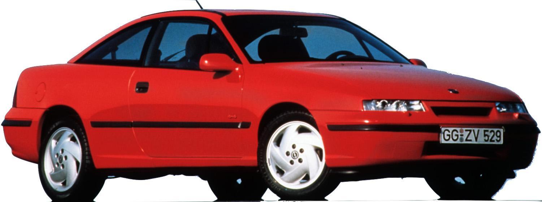 Vauxhall  Opel Calibra 1990