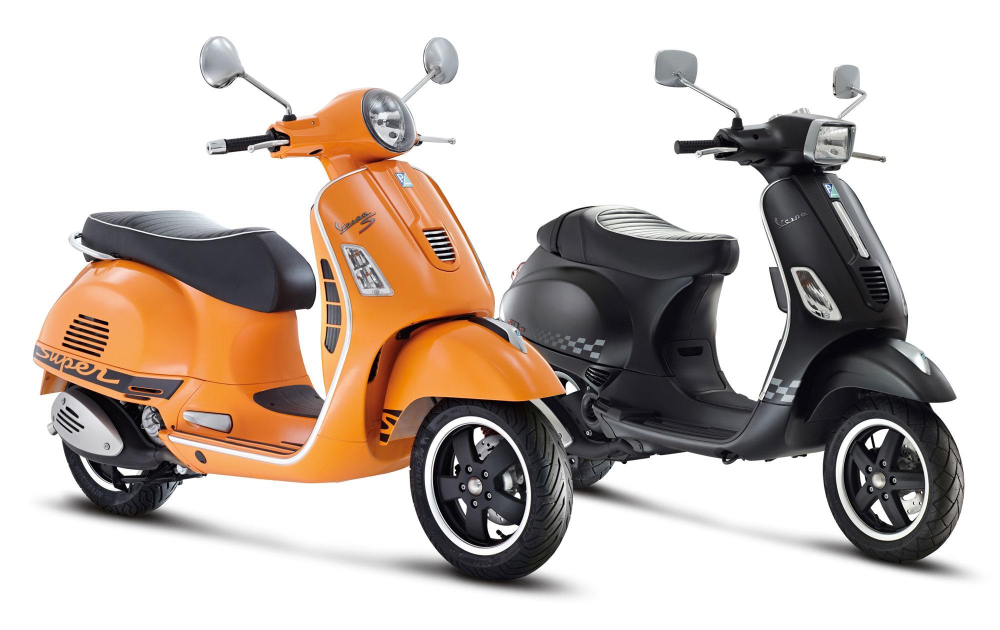 Vespa Gt200  Gts250  Gts300  Lx4t  Lx50 Factory Service  U0026 Shop