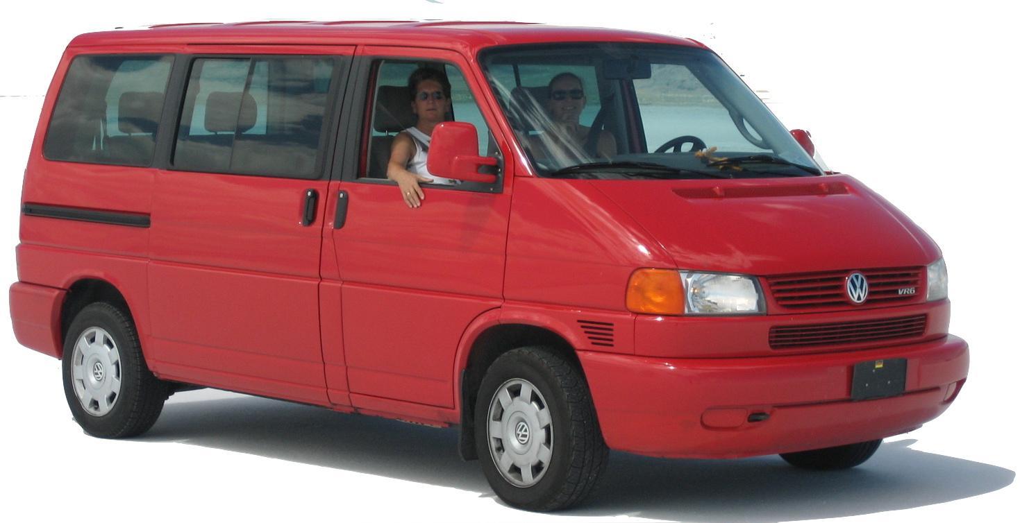 Volkswagen Eurovan 1993