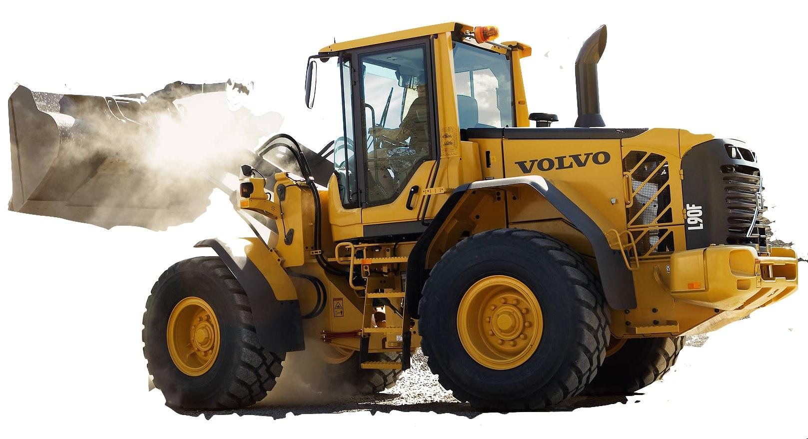 Volvo Construction L90f Wheel Loader Factory Service  U0026 Shop Manual